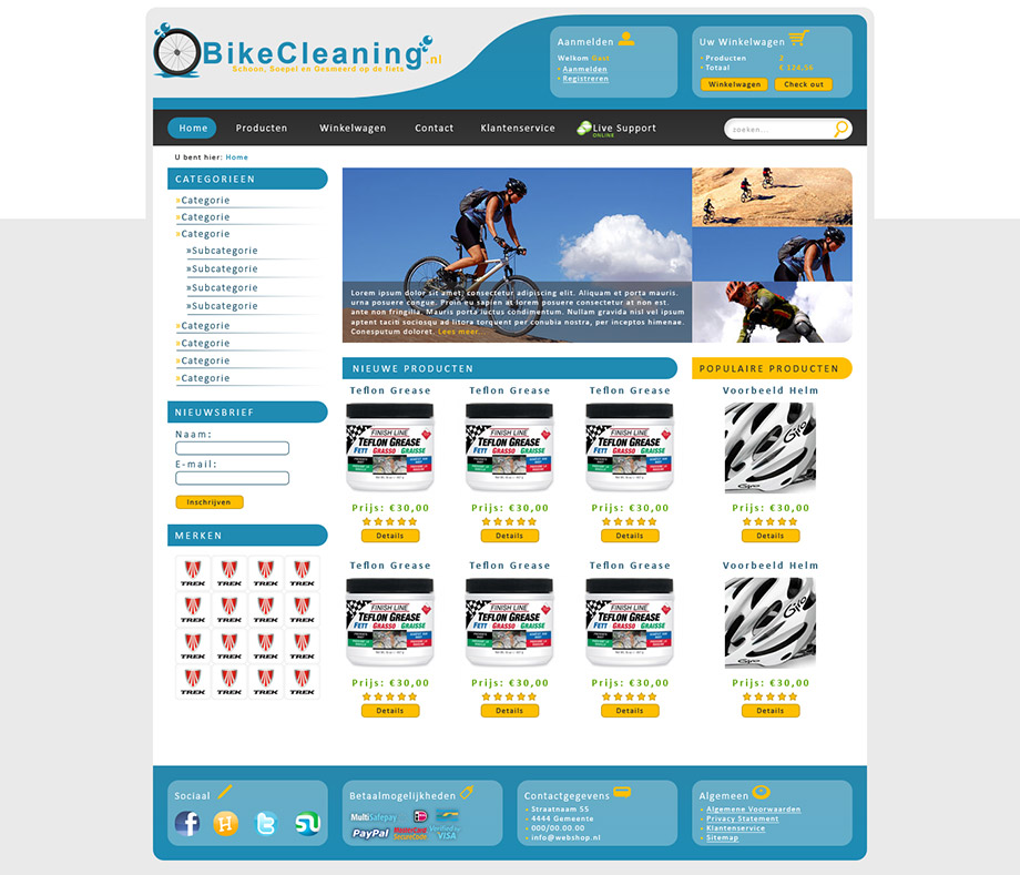 BikeCleaning